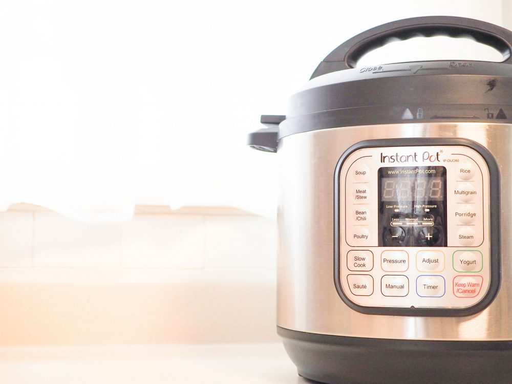 How to Use the Instant Pot as a Slow Cooker
